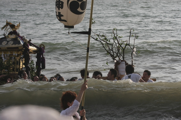秋谷神明社御祭禮 2013 神輿-2_f0156448_2325436.jpg