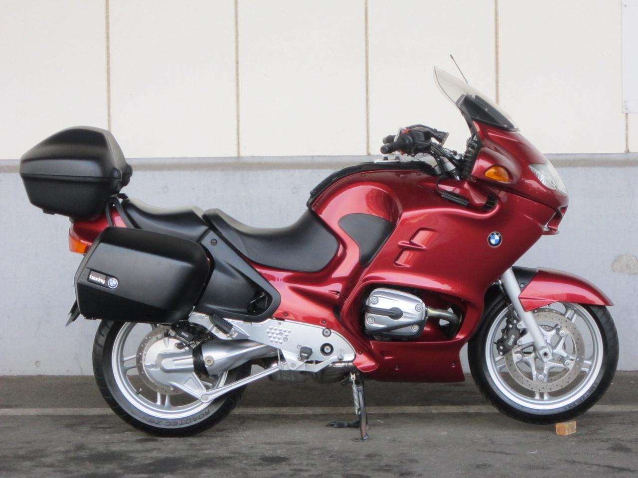 BMWにバイクザシートインサイド_e0114857_20331384.jpg