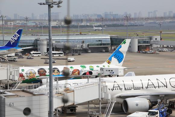 羽田空港第二ターミナル_d0202264_22313311.jpg