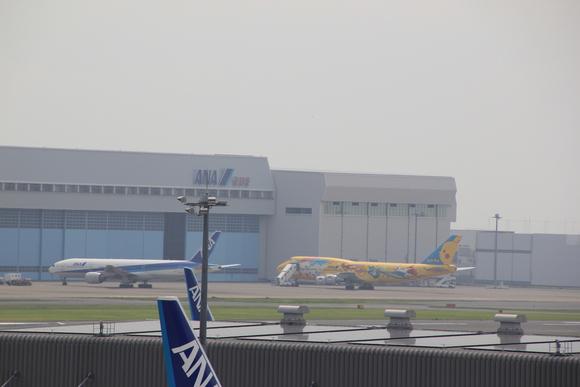 羽田空港第二ターミナル_d0202264_22354386.jpg