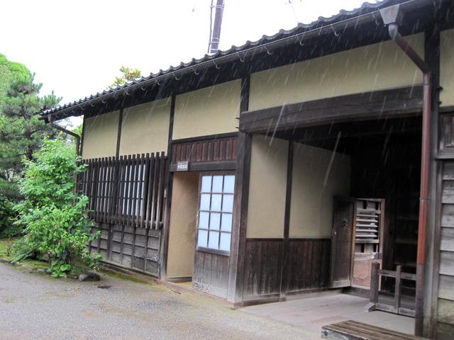 第5話 雨のなか、長町の武家屋敷跡を巡る_f0100593_12494154.jpg