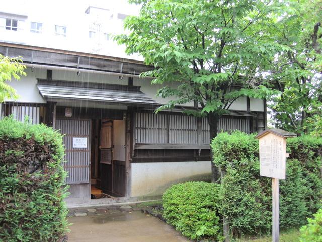 第5話 雨のなか、長町の武家屋敷跡を巡る_f0100593_1250986.jpg