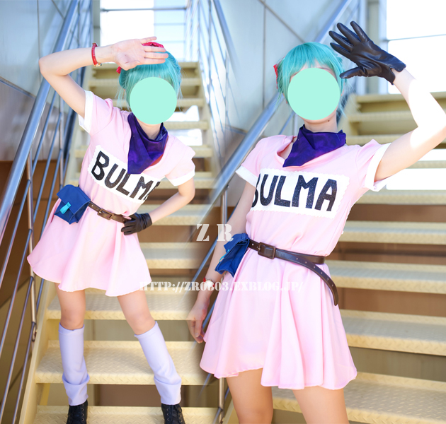 {ZR} DRAGON BALL(ドラゴンボール)★Bulma(ブルマ)★_b0273504_050122.jpg