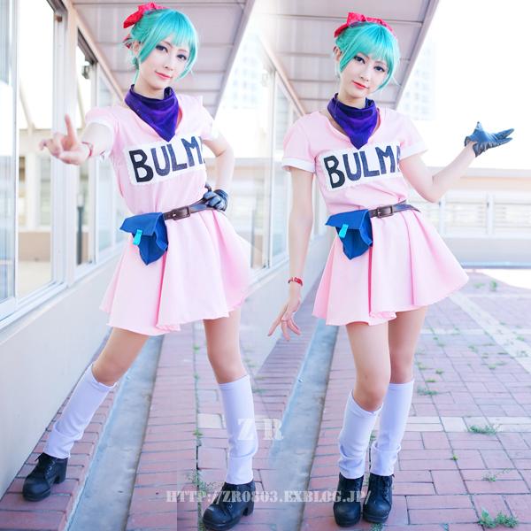 {ZR} DRAGON BALL(ドラゴンボール)★Bulma(ブルマ)★_b0273504_050686.jpg