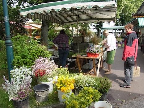 Suedbahnhof Markt@リンツ(市場に行く)_f0200015_16472536.jpg