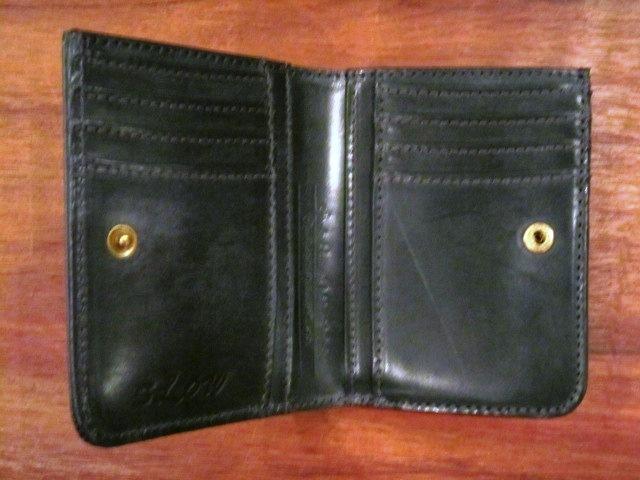 """SLOW \""""bridle wallet\"""" 新色ご紹介_f0191324_10523025.jpg"""