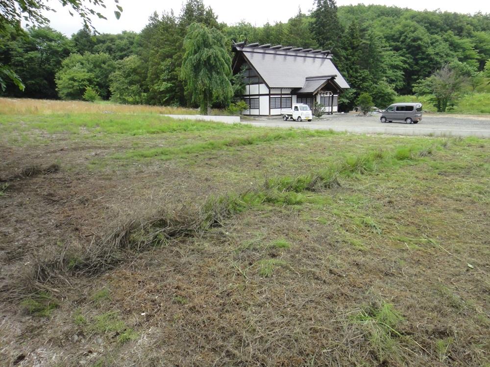 草刈り_c0111229_198057.jpg