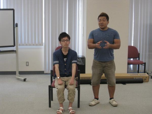 NPO法人アクション代表の横田宗さんに講演をしていただきました。_c0167632_170749.jpg