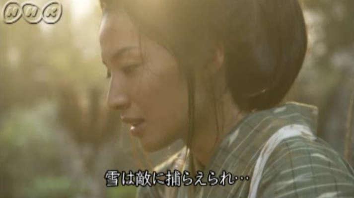 八重の桜(26)~包囲網を突破せよ_e0253932_6154820.jpg