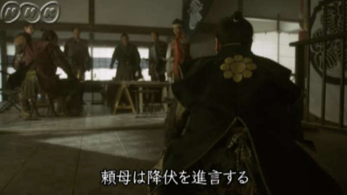 八重の桜(26)~包囲網を突破せよ_e0253932_6164366.jpg