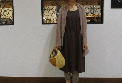暑いときは、一枚できれいな洋服がいいなぁ~_c0227633_20524690.jpg