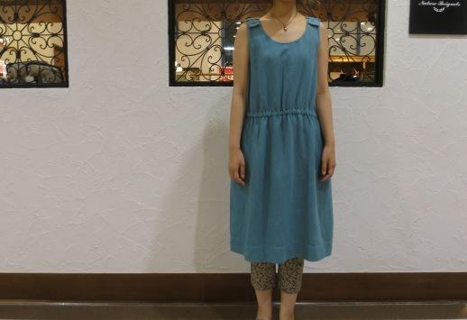 暑いときは、一枚できれいな洋服がいいなぁ~_c0227633_20543165.jpg