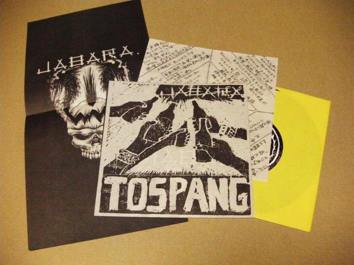 "JABARA. - tospang 7\""ep out now!_f0201863_21334523.jpg"