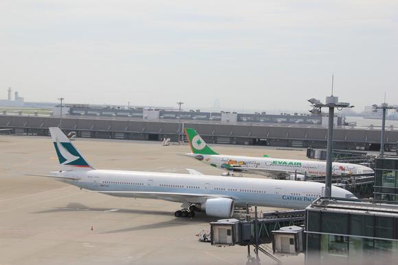 羽田空港 国際線ターミナルレポ_d0202264_19291573.jpg