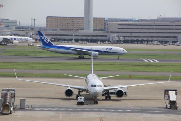 羽田空港 国際線ターミナルレポ_d0202264_19303293.jpg