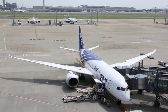 羽田空港 国際線ターミナルレポ_d0202264_19312462.jpg