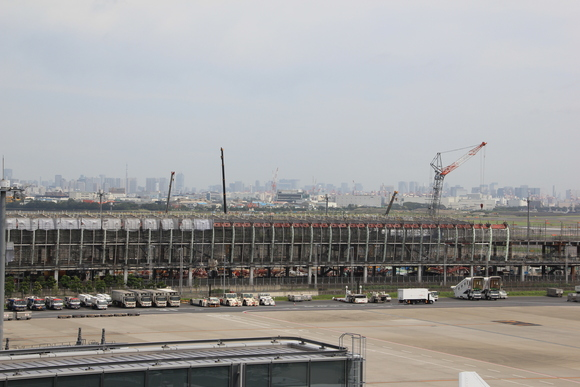 羽田空港 国際線ターミナル増設工事!_d0202264_555164.jpg