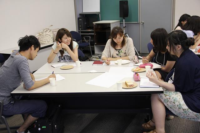 学生たちと。考える、交流する、SmSが盛況に終了!_c0212972_2120920.jpg