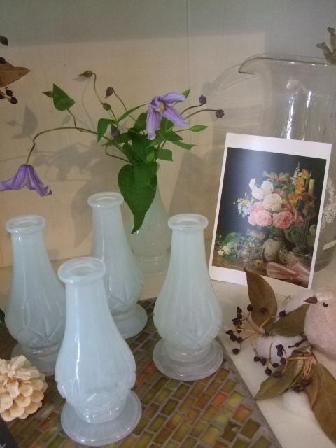 オークリーフ(紫と白)_f0049672_1484958.jpg