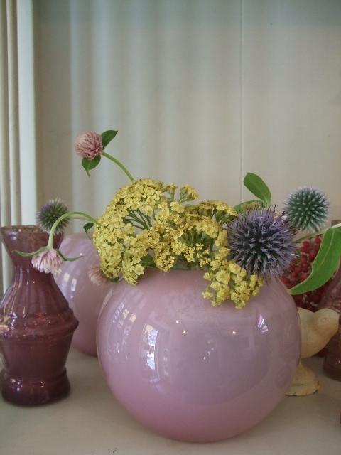 オークリーフ(紫と白)_f0049672_1485065.jpg