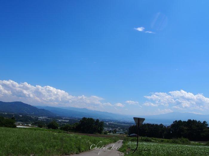 暑いから涼しいところに行ったはずだったけど…暑いねぇ〜_d0266681_040288.jpg