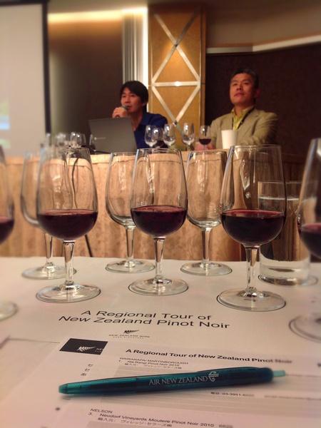ニュージーランドワイン セミナー_e0320096_17305797.jpg