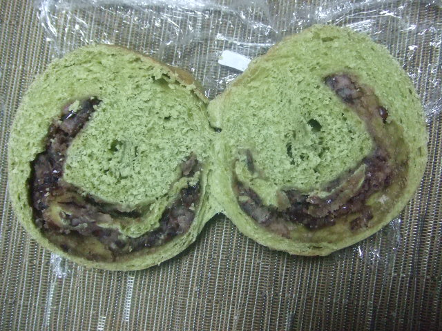 サスライカフェ 抹茶&大納言_f0076001_23152645.jpg