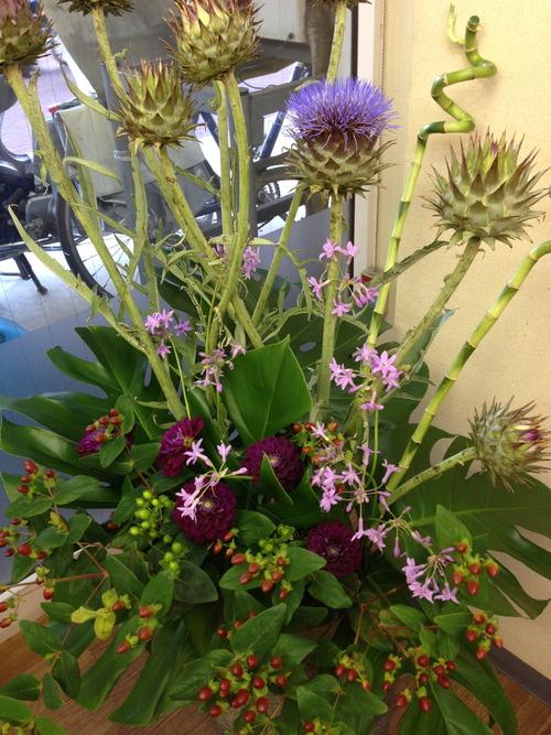 今週のお花とセール情報_a0200423_15195740.jpg