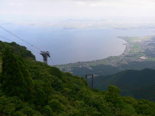 ワンコとお出掛け 琵琶湖バレイ ドッグラン_c0223630_1582471.jpg