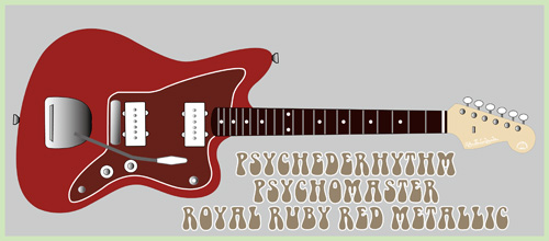 「Royal Ruby Red MetaのPsychomaster」を製作します。 _e0053731_19495482.jpg