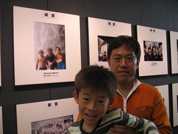 「ITエンジニアで2児のPapaが仕事さぼらず(?)書くblog」のcrabさん登場!_c0039735_13435733.jpg