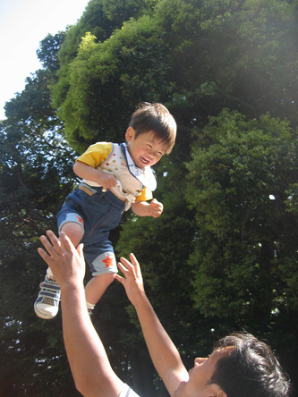 「ITエンジニアで2児のPapaが仕事さぼらず(?)書くblog」のcrabさん登場!_c0039735_13453839.jpg