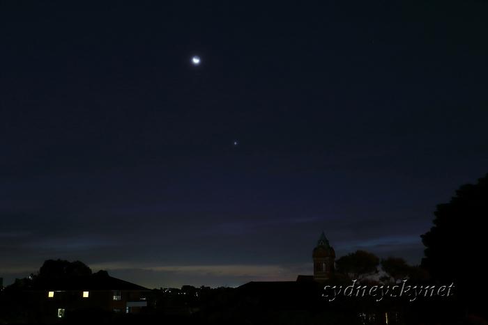 月と金星_f0084337_20274054.jpg