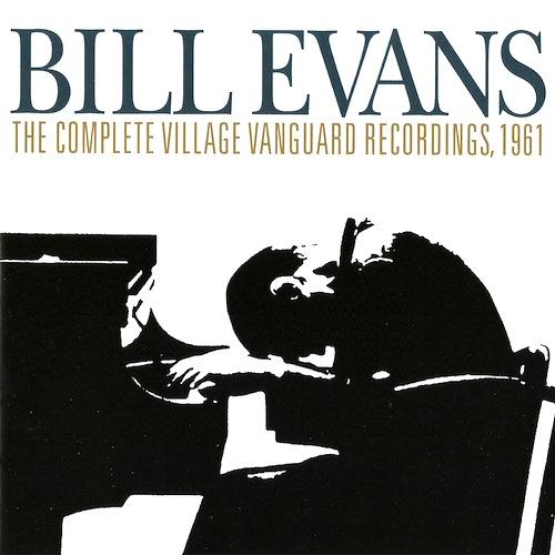 真言の音楽 不良するビル・エバンスに鳥肌が立つ。Bill Evans Trio『Sunday at the Village Vanguard』_c0109850_5133065.jpg