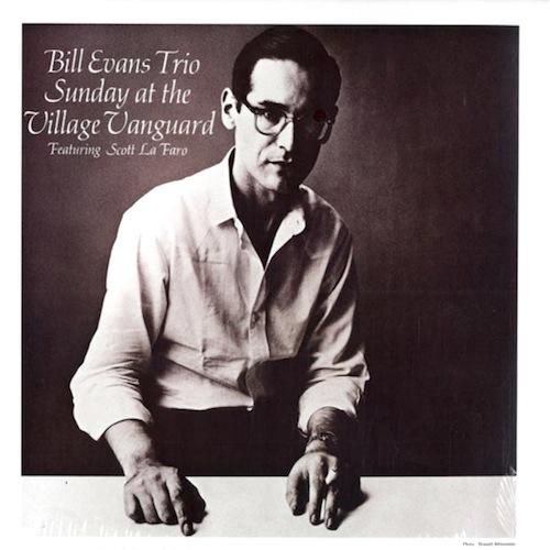 真言の音楽 不良するビル・エバンスに鳥肌が立つ。Bill Evans Trio『Sunday at the Village Vanguard』_c0109850_5142094.jpg