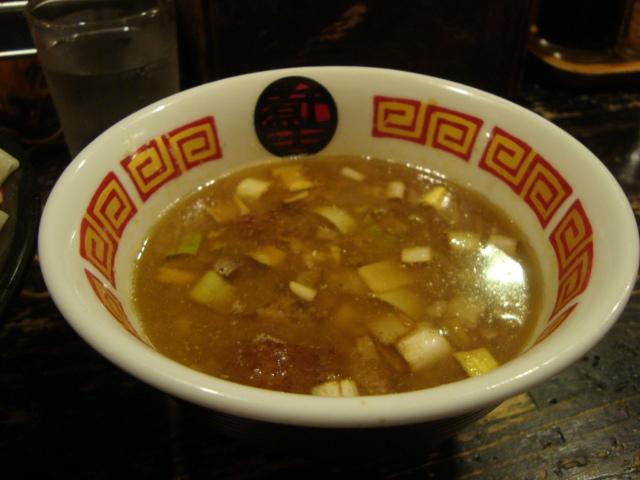 西新宿「ラーメン 凪 煮干王」へ行く。_f0232060_0233013.jpg