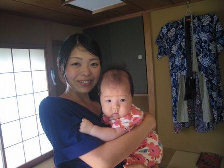 赤ちゃんといっしょ♪_e0170272_21422650.jpg