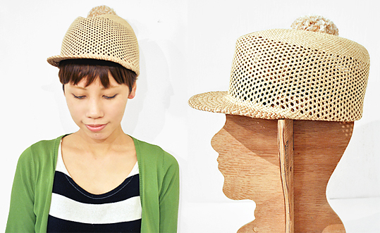 furusawa masakazu SUMMER HAT FAIR 着用イメージ_d0193211_1831550.jpg