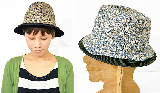 furusawa masakazu SUMMER HAT FAIR 着用イメージ_d0193211_1921418.jpg