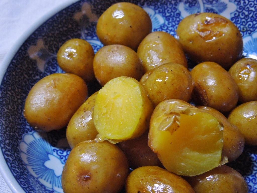 「ジャガイモの炒めころがし」_a0120513_1915845.jpg