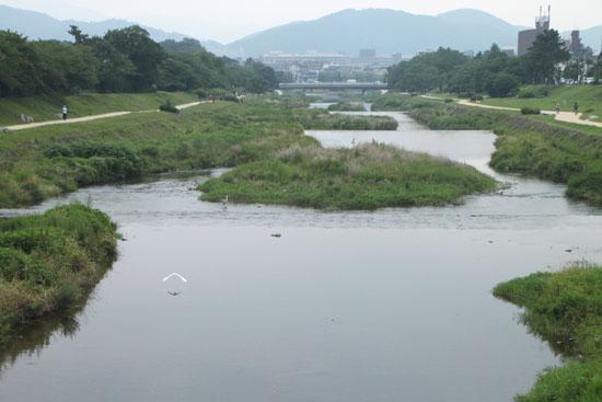 新日本風土記 京都鴨川1_e0048413_17511274.jpg