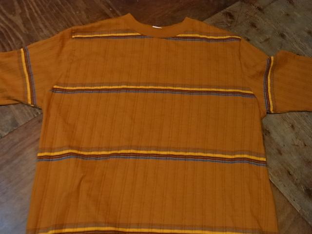 7/13(土)入荷!60-70\'s ジャンセン ボーダーTシャツ!_c0144020_17332818.jpg