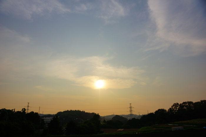 くの日の夕_e0077521_22471614.jpg