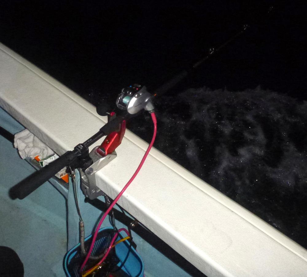 船釣り 知多半島 大井港より夜マダカ釣り 2013年7月10日(水) _d0171823_2251551.jpg