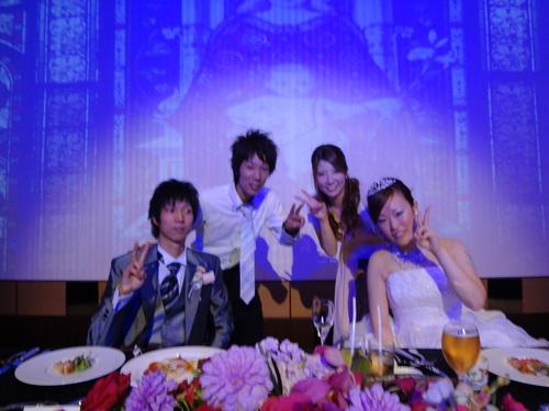 結婚式_a0196542_2046577.jpg