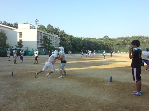 近畿大学戦のご報告/新人戦のお知らせ_e0137649_0265085.jpg