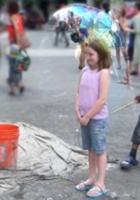 青空市場がない日のニューヨークのユニオン・スクエア風景_b0007805_19371395.jpg