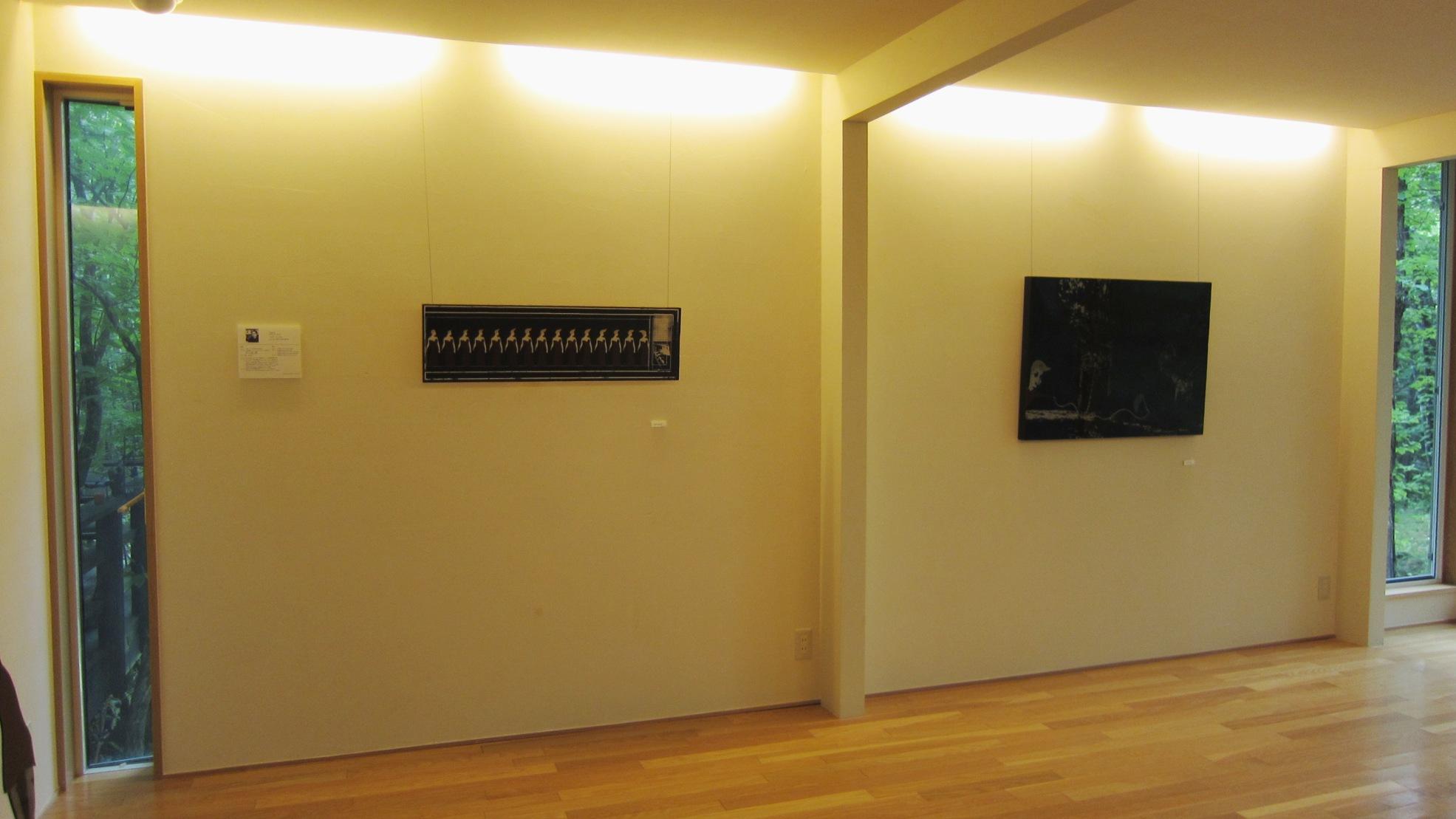 2090)終了「松浦進 展 『cryptic』」北広島市・黒い森美術館 7月1.2.3・・8.9.10日  _f0126829_23582673.jpg