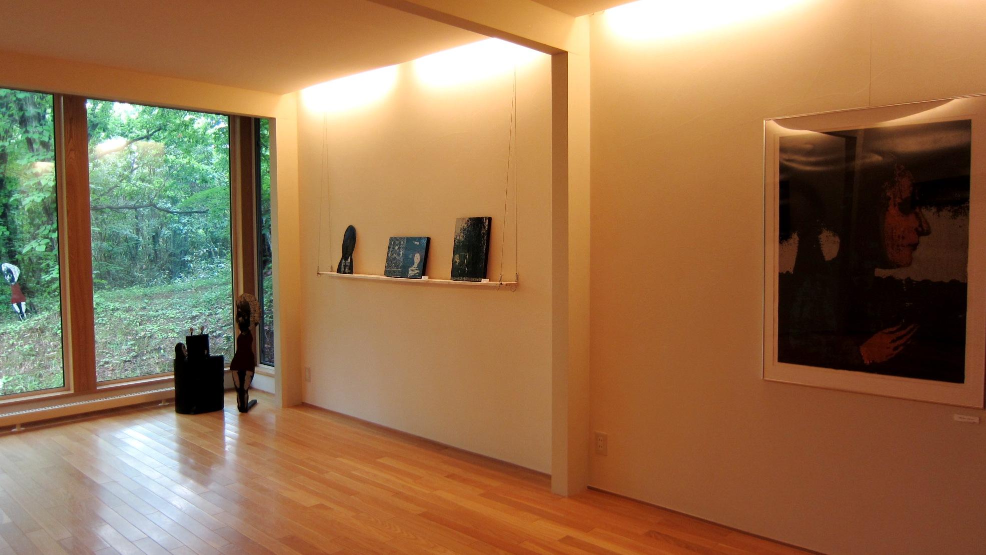 2090)終了「松浦進 展 『cryptic』」北広島市・黒い森美術館 7月1.2.3・・8.9.10日  _f0126829_23583852.jpg