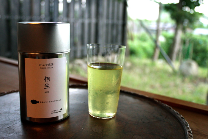 水だし煎茶_d0210537_1653168.jpg